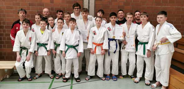 Die Wormser Judokas vertreten am Wochenende zahlreich ihren Verein