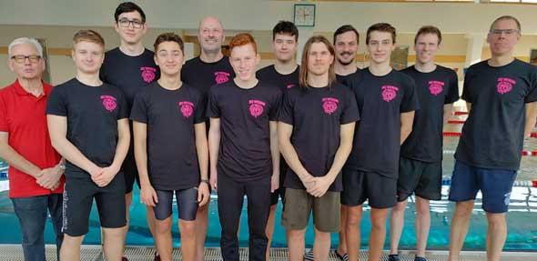 Die zweite Herrenmannschaft erzielte bei der DMS Verbandsliga Südwest den 3. Platz.