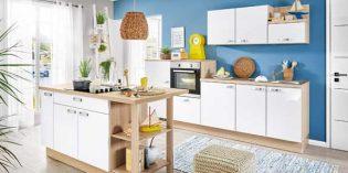 ndividuell planbar: Im SSV bietet SB-Möbel BOSS seine Markenküchen zum halben Preis ohne dabei an Qualität und Service zu sparen. Foto: SB-Möbel BOSS
