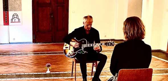 Musik als Kunstgenuss, wie er individueller kaum möglich ist: das erste Wormser 1:1 Konzert war ein voller Erfolg.