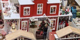 XXXLutz heiß alle herzlich auf dem Weihnachtsmarkt willkommen. Foto: XXXLutz