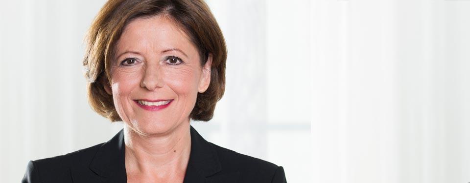 Die rheinland-pfälzische Ministerpräsidentin Malu Dreyer. Foto: Staatskanzlei RLP/ Elisa Biscotti