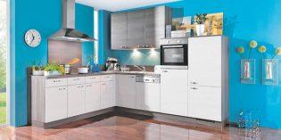 Eine Express Winkelküche.Foto: SB-Möbel BOSS