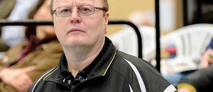 Der langjährige Macher und Tischtennis Abteilungsleiter vom TV Leiselheim Peter Dietrich blickt trotz deraugenblicklichen Lage voller Hoffnung in eine rosige und erfolgreiche Zukunft der Abteilung.