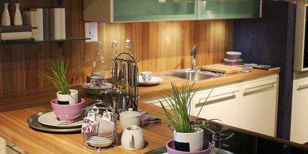 Neue Küchenausstattung: Küchenmaschinen, Tischdeko und Co.