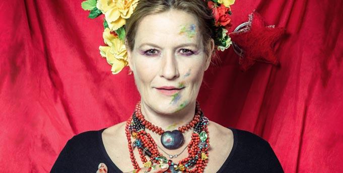 Die Lesung mit Suzanne von Borsody hätte eigentlich im vergangenen Jahr stattfinden sollen. Foto: Mirko Joerg Kellner