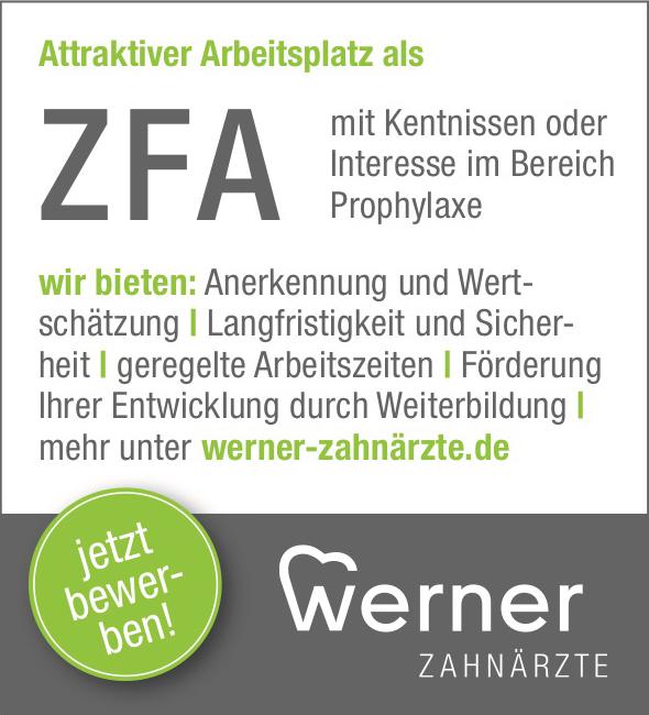 Dr Werner KN21293