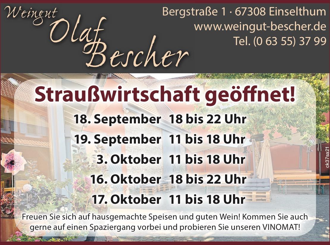 Weingut Olaf Bescher KN21943