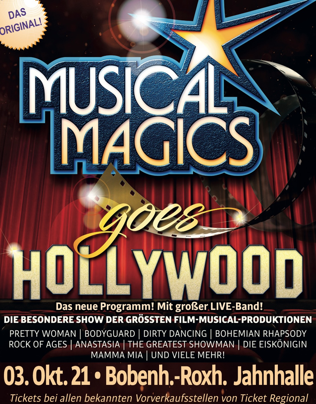 Whynot Events Musicals KN23880