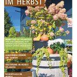 Garten im Herbst – Mittwoch, 22. September 2021, 38. Woche