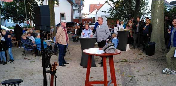 """Bei der Auftaktveranstaltung """"Stadtdörfer"""" in Leiselnheim kamen viele Ideen zusammen."""