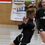 Beim ersten Punktgewinn in der Saison war Marlene Klein mit einem Treffer daran beteiligt. Foto: Felix Diehl