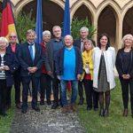 Die Seniorenbeiräte der Stadt Worms und der Stadt Metz trafen sich zu einem ersten Kennenlernen. Foto: Eurométropole Metz