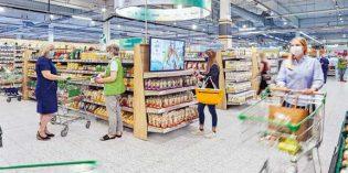 """Um innovativen, nachhaltigen Produkten und Lebensmitteln eine noch bessere Plattform zu schaffen, haben die Globus SB-Warenhäuser 2020 die Warenwelt """"Einfach wertvoll"""" eingeführt. Foto: © Globus-Gruppe"""