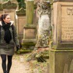 """Der jüdische Friedhof """"Heiliger Sand"""" ist Bestandteil des UNESCO Weltkulturerbes SchUM-Stätten Speyer, Worms, Mainz- Jüdisches Erbe für die Welt. Foto: Rheinhessen Touristik"""