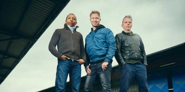 BlueNite e.V. und die KVG präsentieren Weltklasse-Jazz im Wormser: das Tingvall Trio aus Hamburg, ausgezeichnet mit dem ECHO Jazz als Ensemble und Live-Act des Jahres, spielt u. a. Songs aus seinem neuen Album Dance. Foto: Steven Haberland